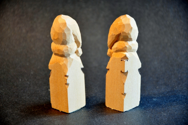Woodcarving with brian from imagination create to